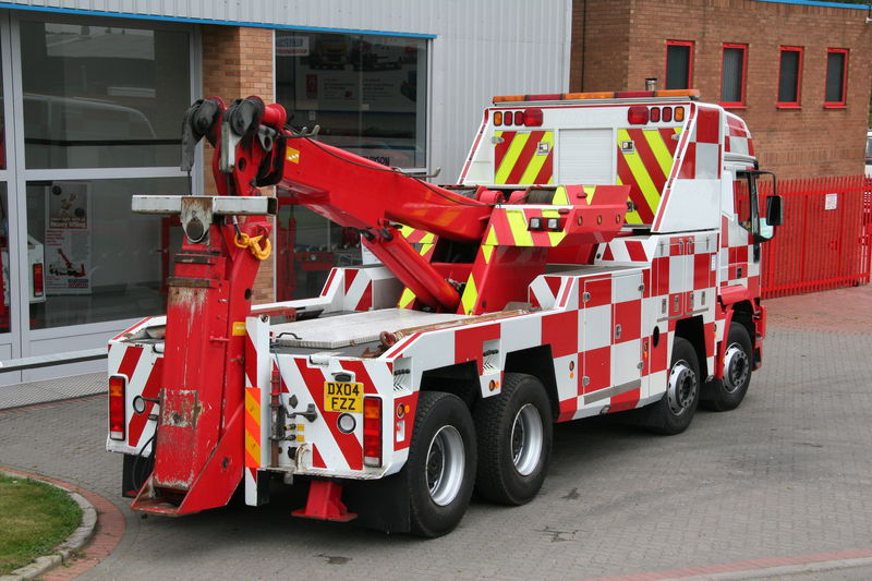 Iveco Heavy Recovery Unit