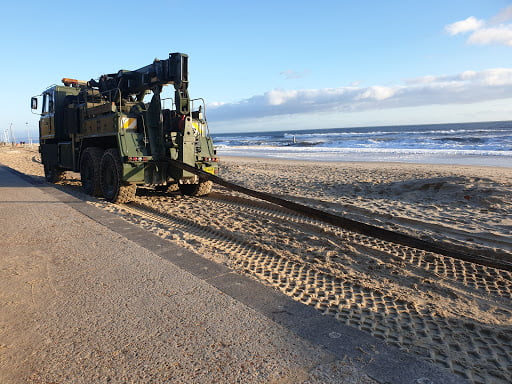 Beach Recovery - Bournemouth